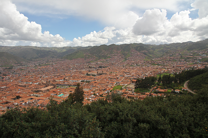 "Cusco, ""The Navel"" of the Incan Empire"