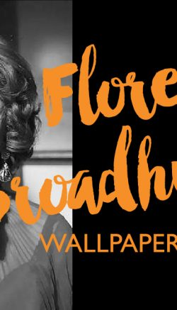 Florence Broadhurst - Wallpaper Wonder