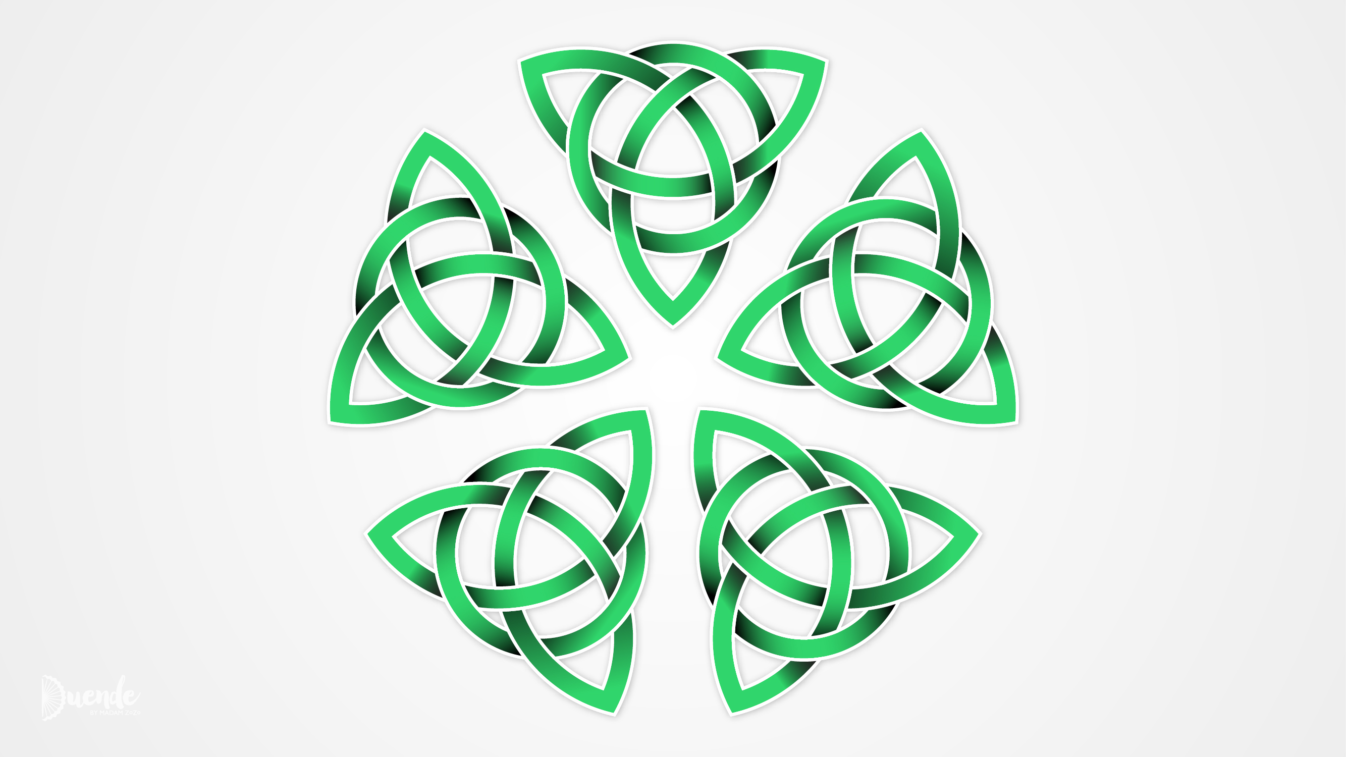 Triquetra Celtic Knots