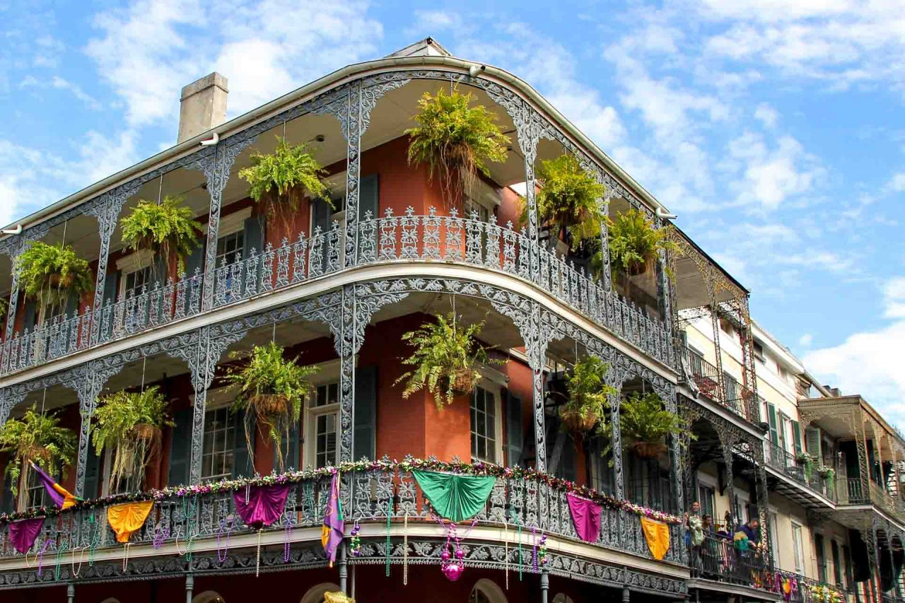 LaBranche House in the French Quarter, New Orleans