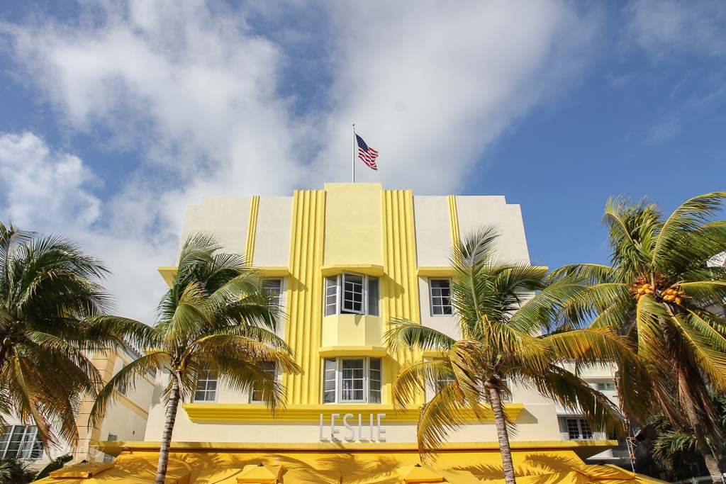 The Leslie, South Beach