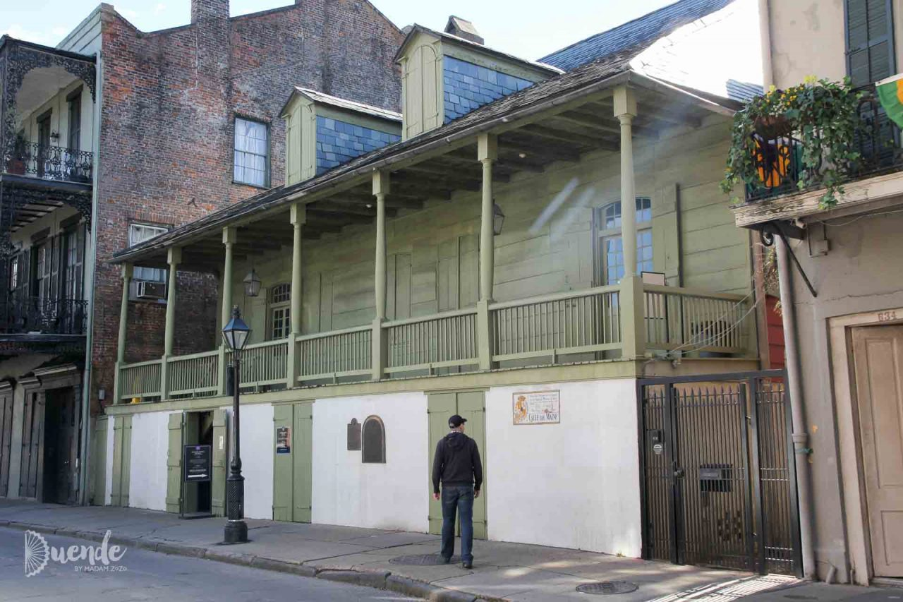 Madame Johns Legacy, New Orleans