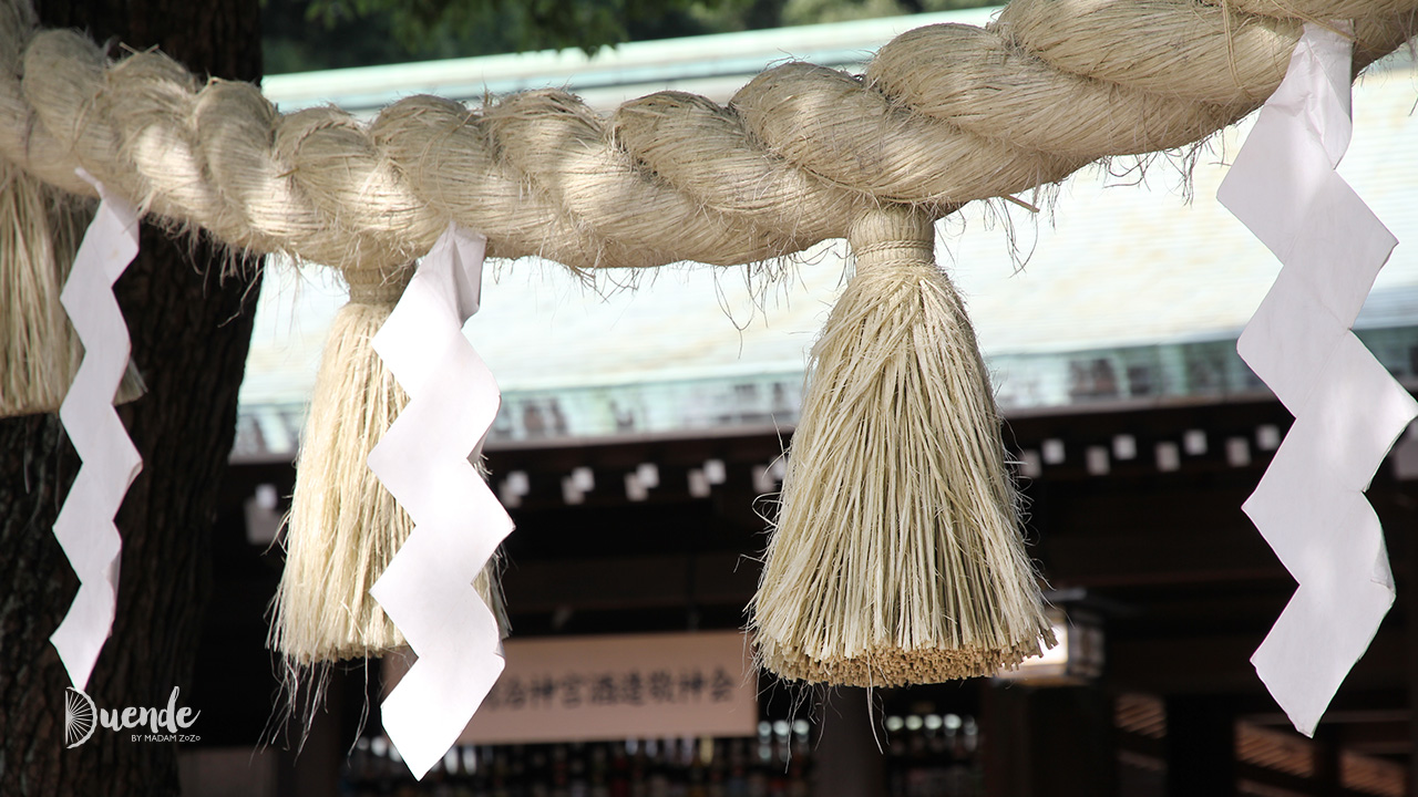 Shide and Shimenawa: How to Mark a Place Sacred