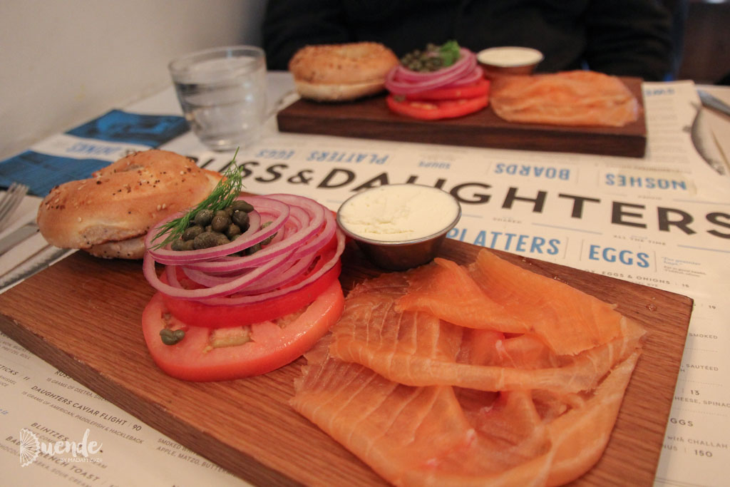 Russ & Daughters Classic Bagel