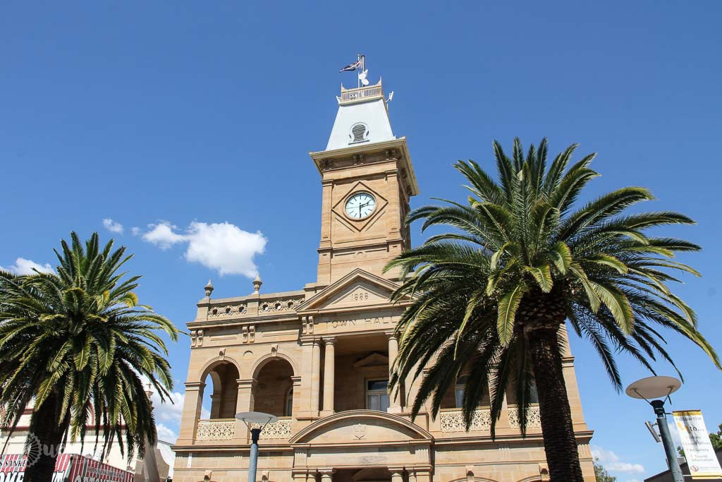 Warwick Town Hall, Queensland, Australia