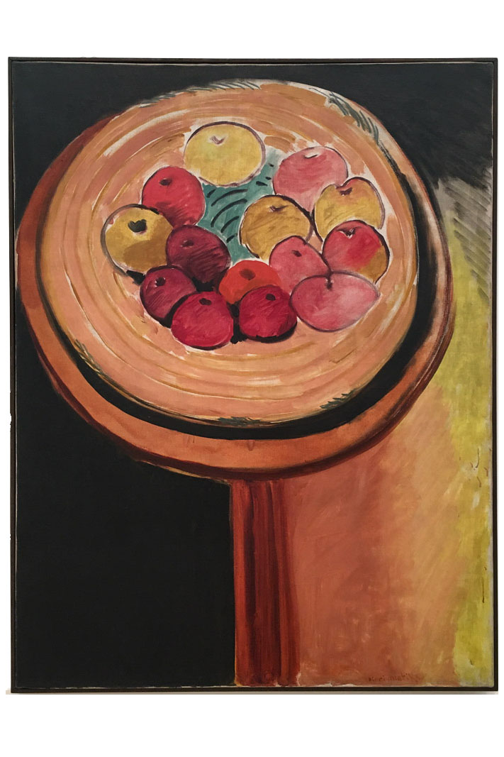Apples - Matisse | Highlights from the Art Institute of Chicago | Duende by Madam ZoZo