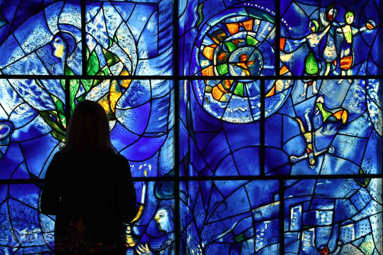 American Windows - Chagall | Highlights from the Art Institute of Chicago | Duende by Madam ZoZo