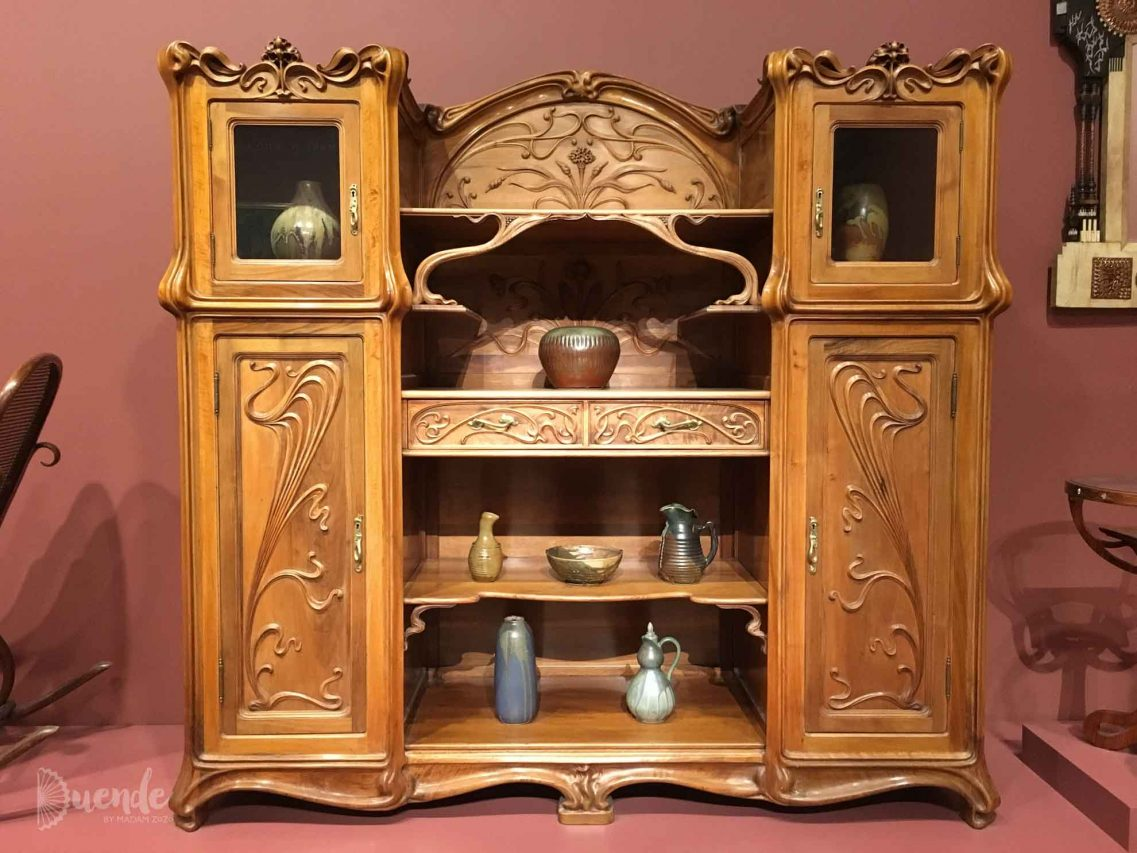 Display Cabinet - France 1900 | Highlights from the Art Institute of Chicago | Duende by Madam ZoZo