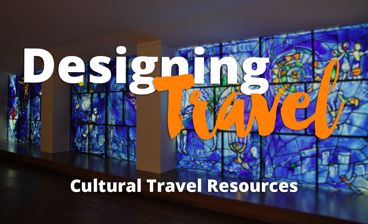 Designing Travel: Cultural Travel Resources | Duende by Madam ZoZo