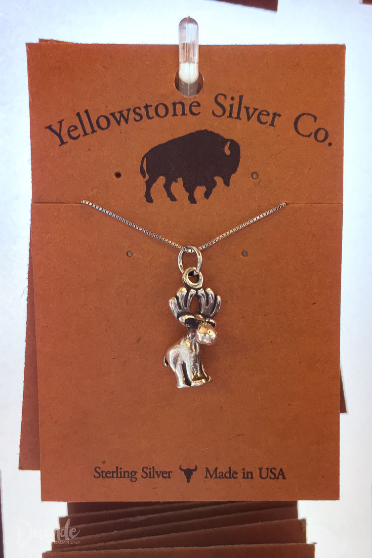 Soulful Souvenirs from Yellowstone National Park