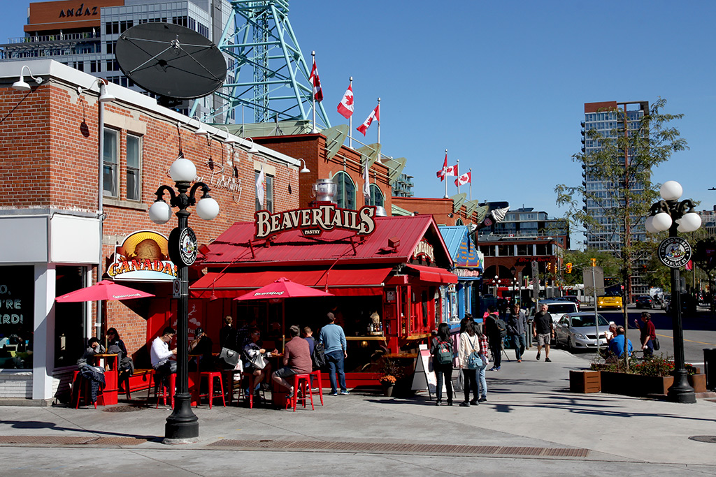 Beaver Tails at Byward Market