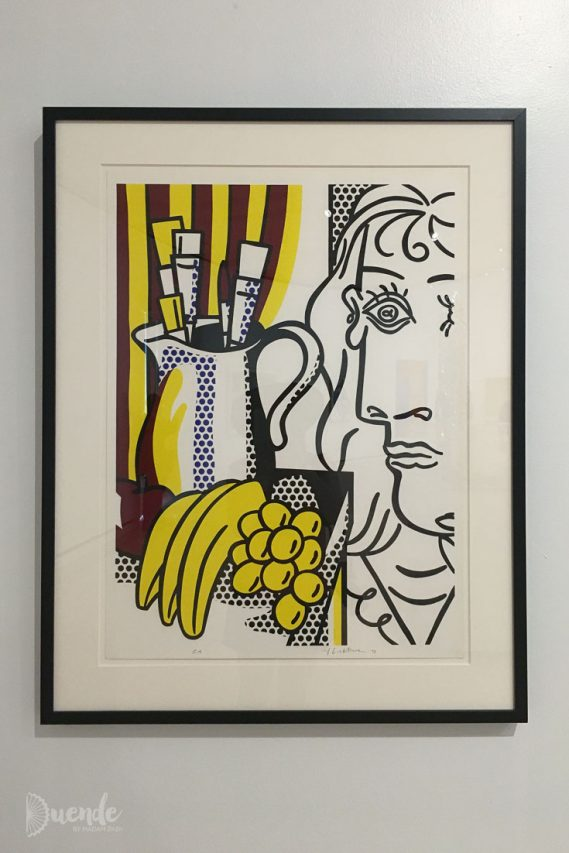 Sill Life with Picasso, 1973 by Roy Lichtenstein