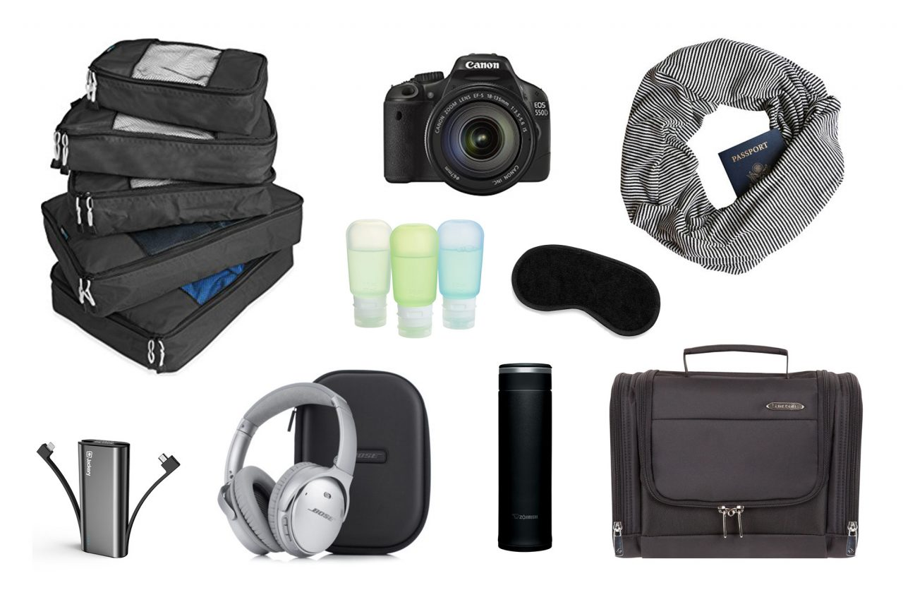 14 Travel Essentials to Pack Every Time You Leave Home