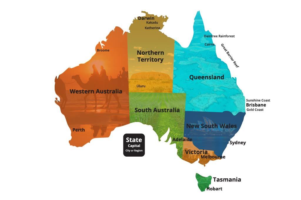 Map of places to go in Australia-01