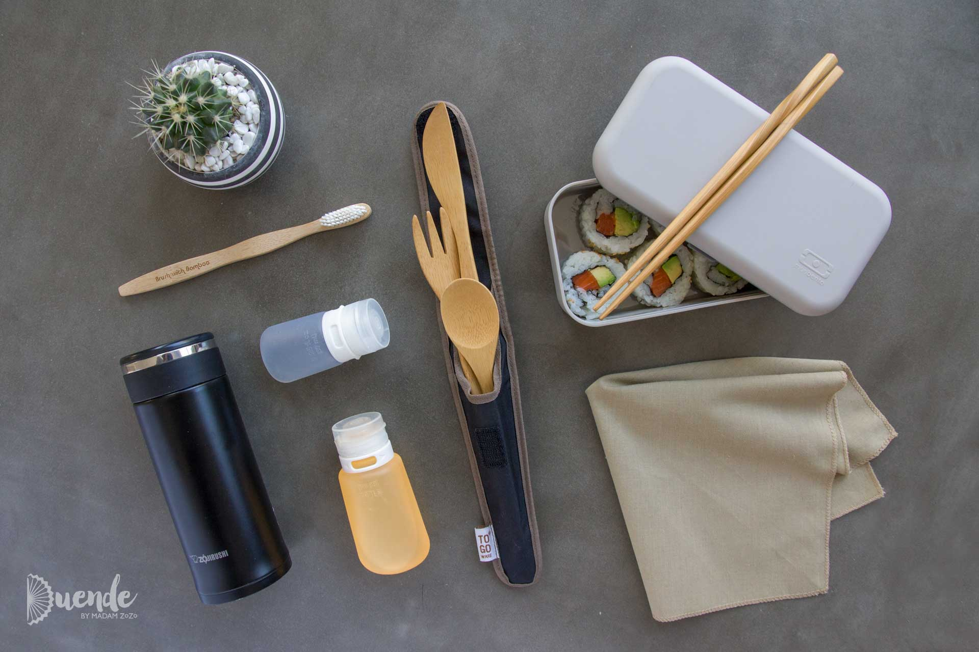 Essential Sustainable Travel Products