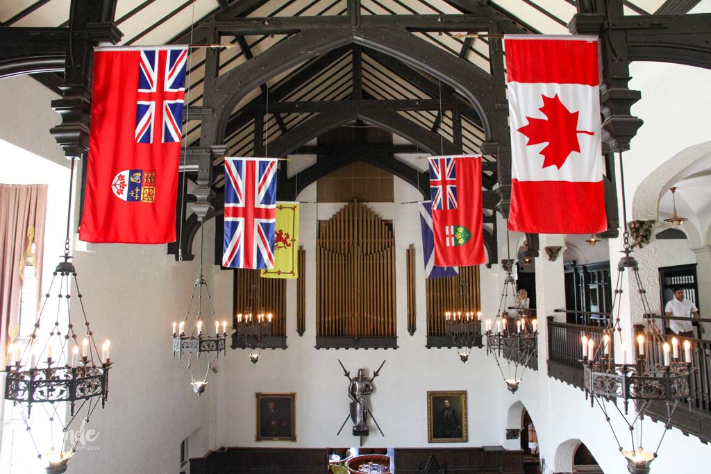 The Great Hall, Casa Loma, Toronto