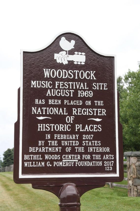 Woodstock Site - National Register of Historic Places