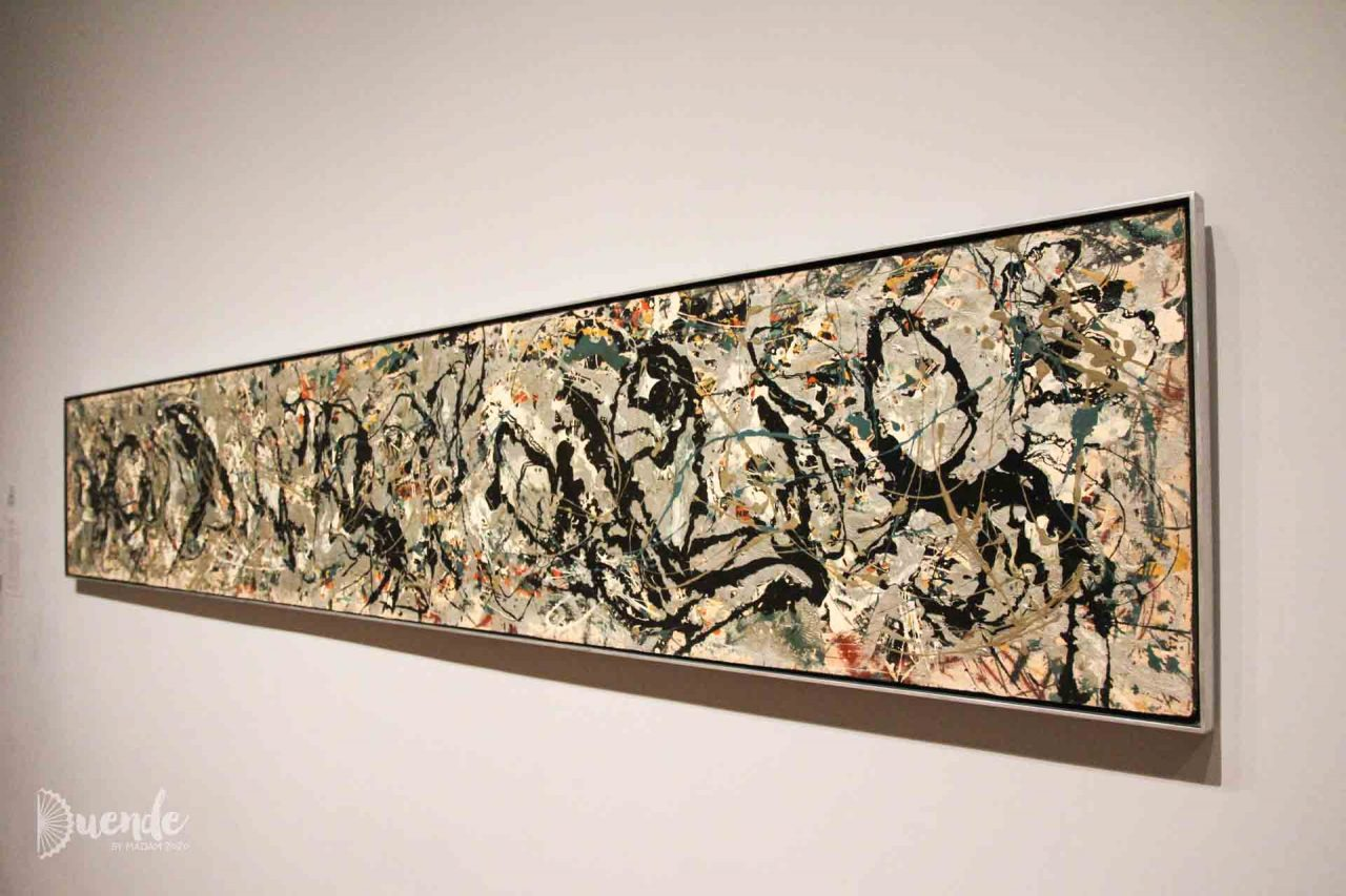 Number 10 by Jackson Pollock, 1949