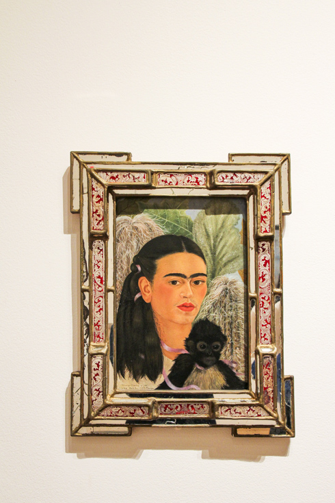 Frida Kahlo's Fulang-Chang and I