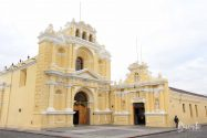 Earthquake Baroque – Architecture of Antigua, Guatemala