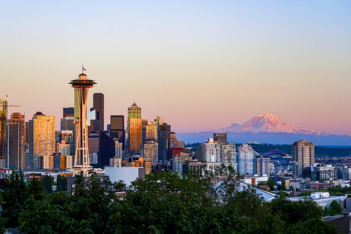 Seattle Sightseeing - Top Things to do in Seattle, Washington