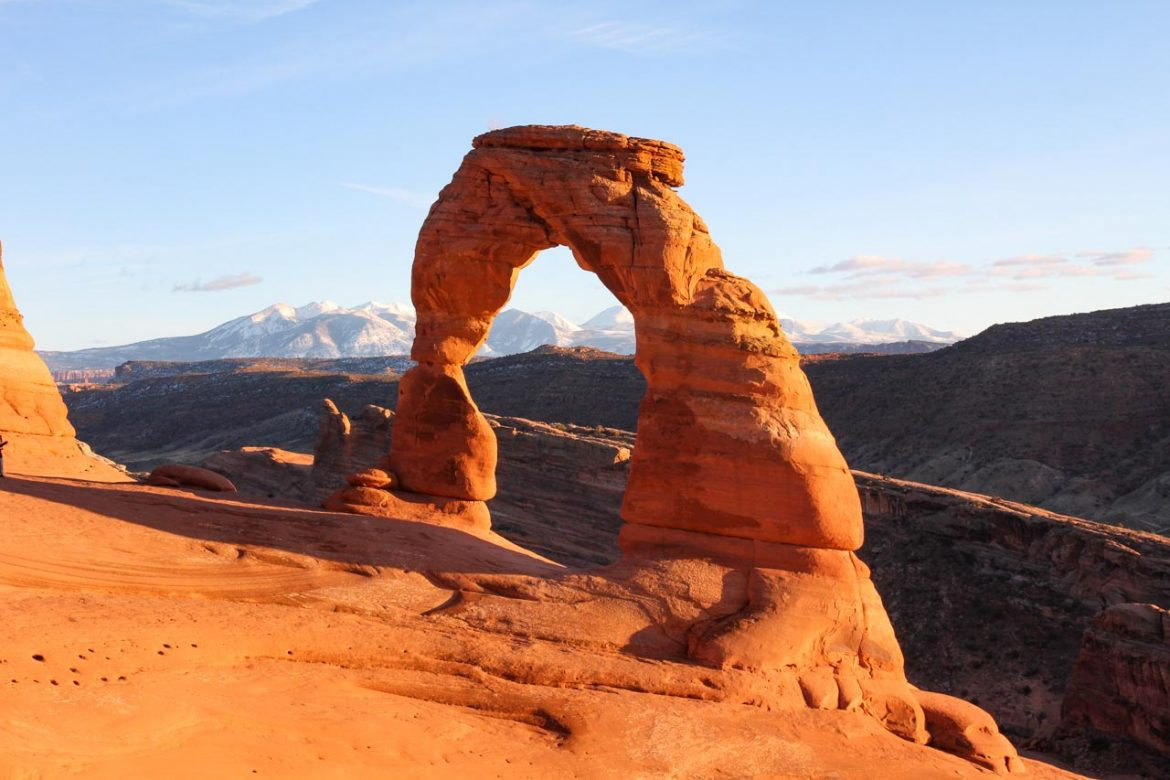 Utah National Parks Road Trip Itinerary from Vegas