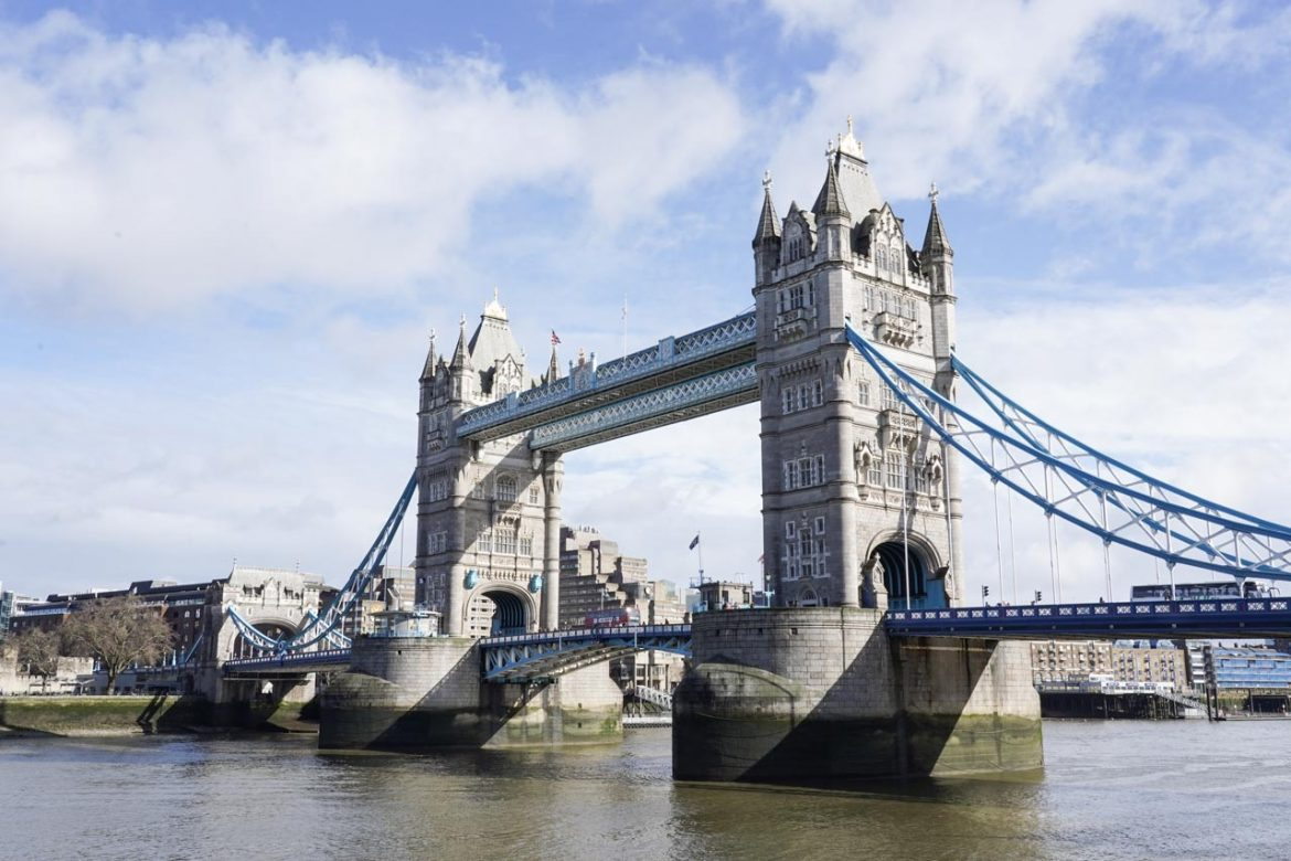Photo of London's Tower Bridge