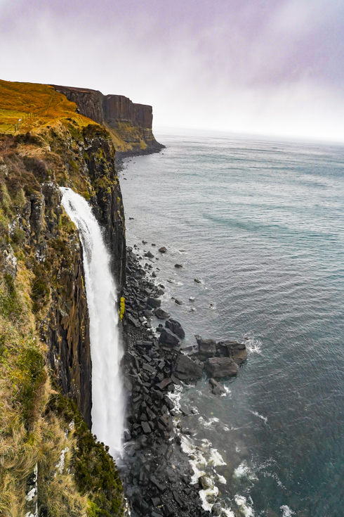Kilt Rock and Mealt Falls
