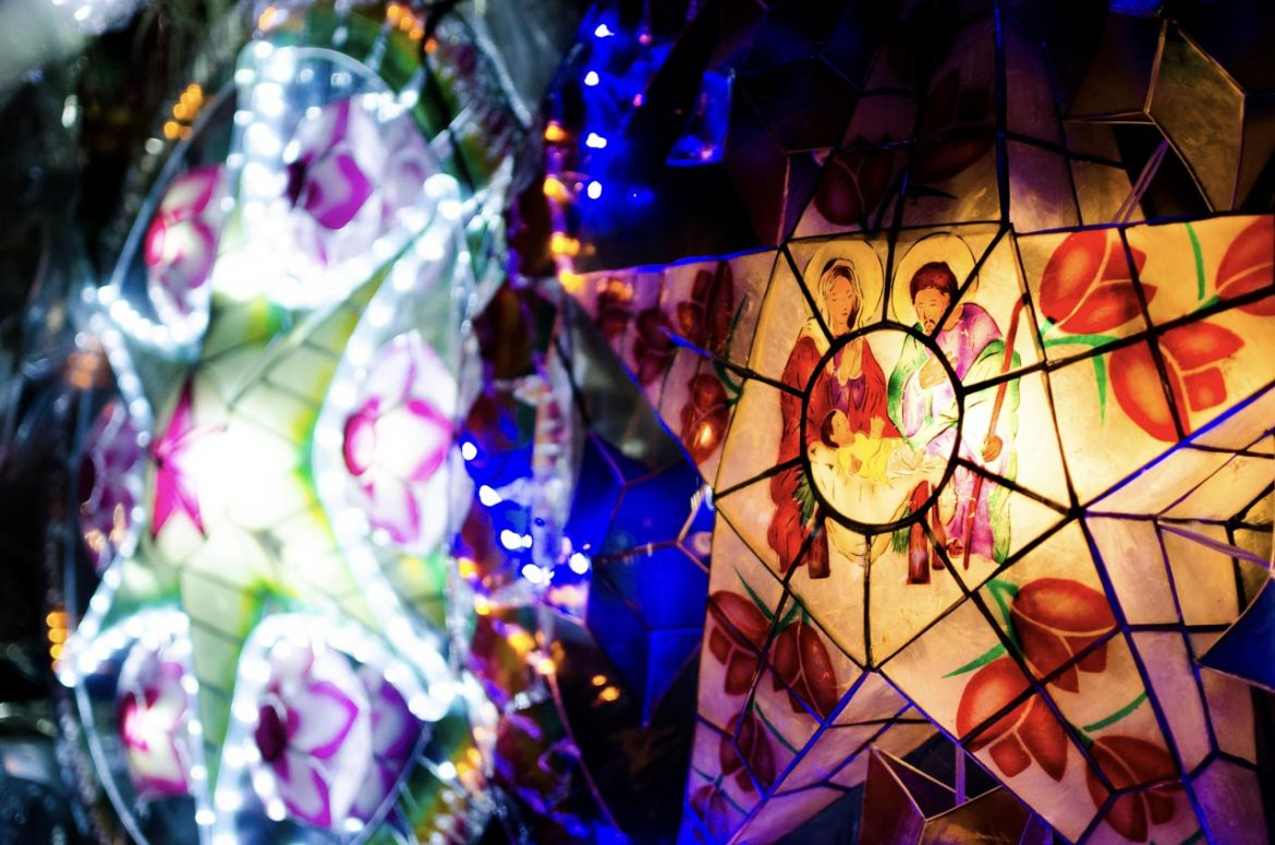 Christmas Decorations From Around the World - parol from the Philippines